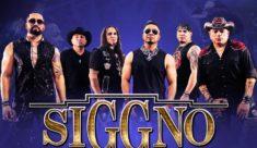 Regístrate aquí para ganar un par de boletos para ver a Siggno!