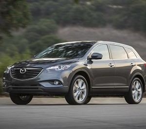 Mazda CX- 9 Grand Touring del 2015, prueba de 5000 millas