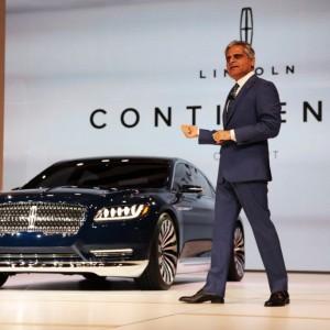 Lincoln dio a conocer tres autos nuevos en Shanghái