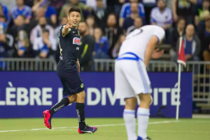 América es el campeón de la Concacaf al imponerse al Impact de Montreal con global de 5-3 Foto: Mexsport