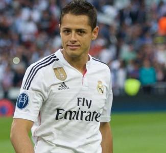 Real Madrid tiene preferencia para intentar quedarse con Chicharito Foto: Mexsport