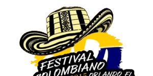 festival Colombiano logo