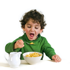 El cereal en la nutrición de tu hijo