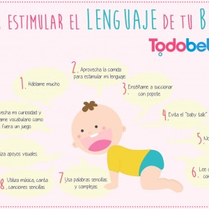 10 tips para que tu bebé hable pronto