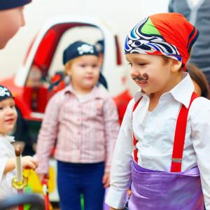 La locura de las fiestas infantiles