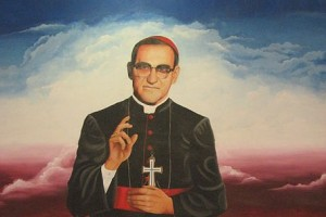 Monseñor Oscar Arnulfo Romero.