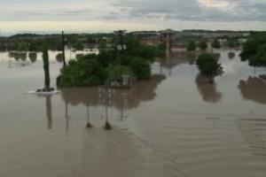 inundación TX