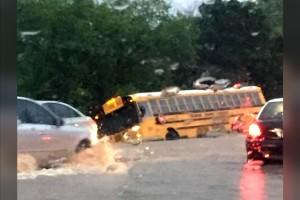 Texas bus