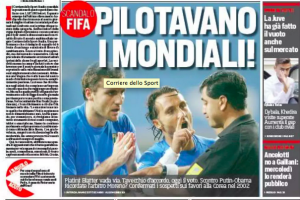 Captura: Corriere dello Sport