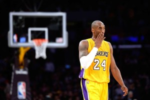 El gran Kobe Bryant de Los Angeles Lakers. Foto: Gettyimages