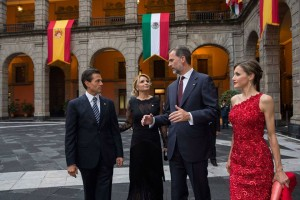 Fotos: Facebook Presidencia de la República.