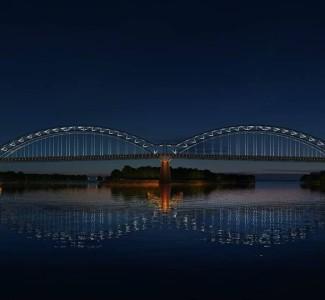 Arrigoni bridge