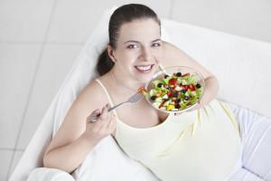 4 básicos de la alimentación durante el embarazo