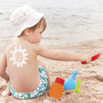 El sol y la piel de los niños