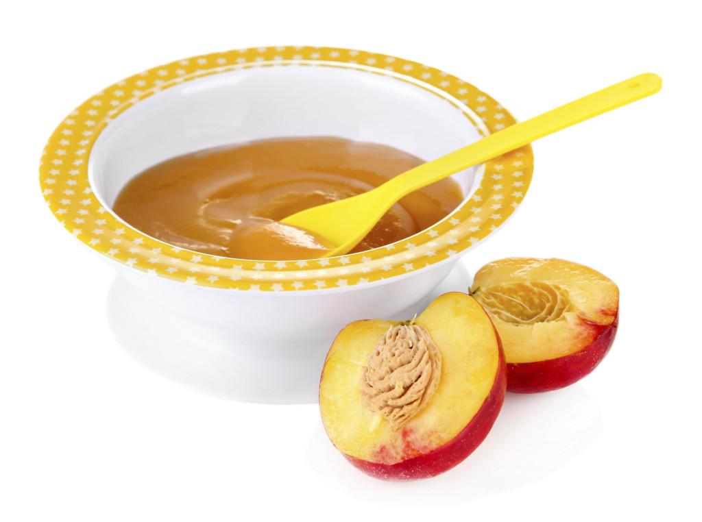 Receta para beb s mayores de 6 meses compotas de frutas - Pures bebes 6 meses ...