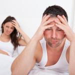 Los hombres sufren de depresión preparto