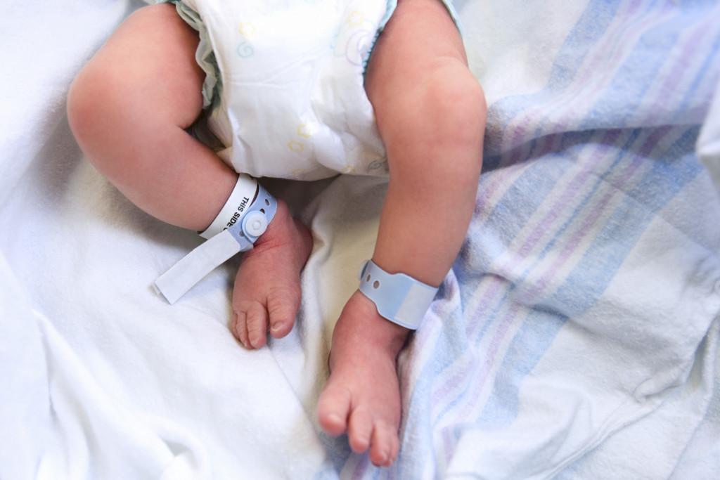 Analiza el pañal de tu recién nacido