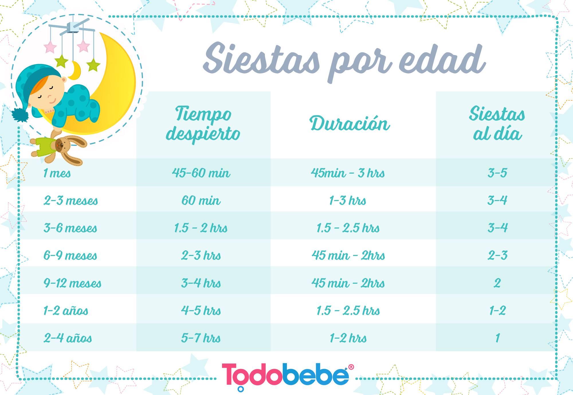 Cu ntas horas debe dormir tu hijo - Cuanto debe pesar un bebe de 5 meses ...
