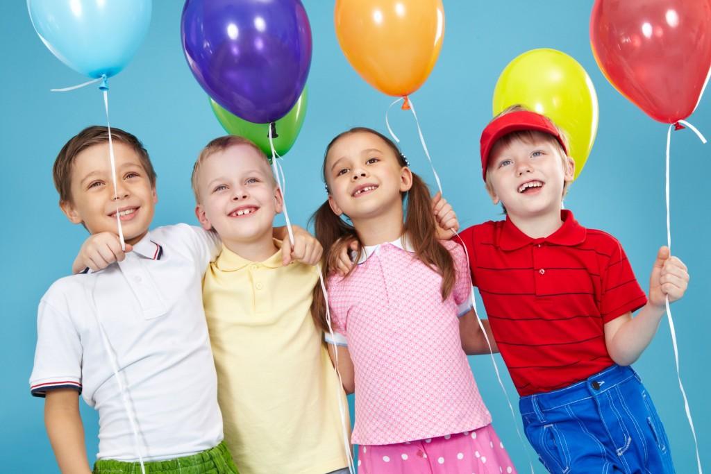 Fiestas de cumpleaños para preescolares