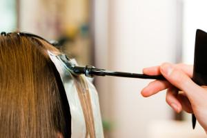 Embarazo y tintes para el pelo