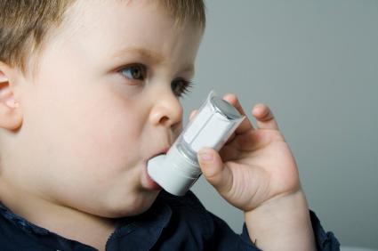 El asma y los niños