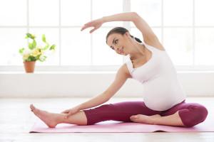 No le temas al ejercicio estando embarazada