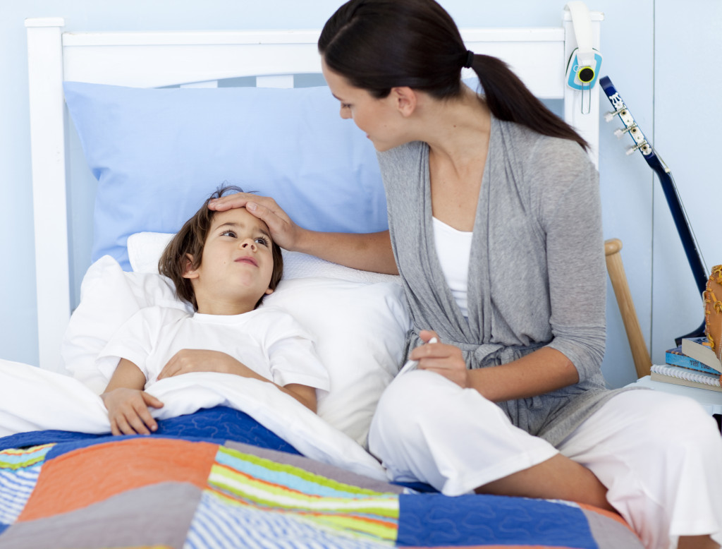 Evita que tus hijos enfermen