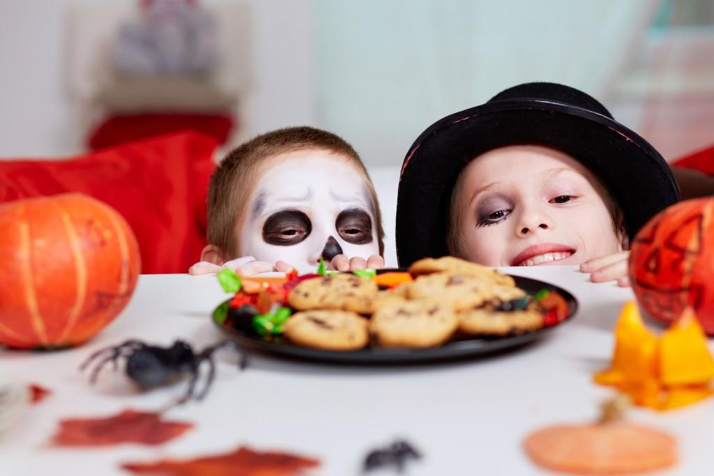 Alergias a los platillos que se preparan en Halloween