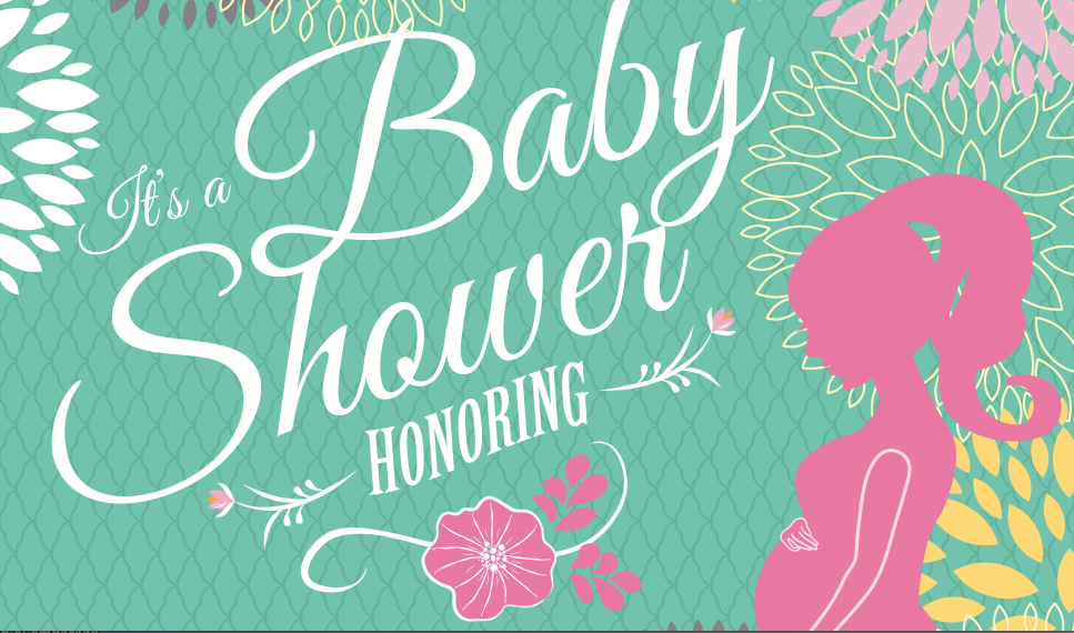 Ideas para invitaciones de baby shower