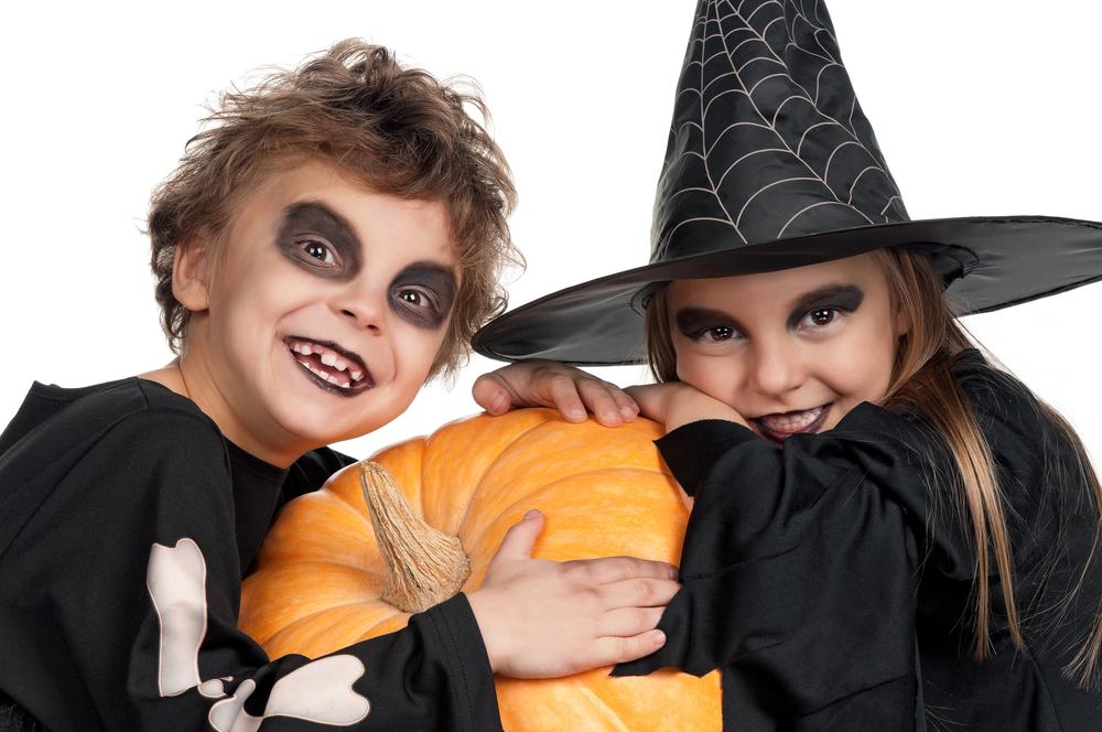 Ideas sanas para la noche de brujas o Halloween
