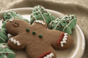 Receta de Navidad: Galletas de azúcar decoradas