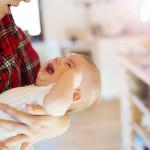 ¡Deja llorar al bebé! no les afecta, según estudio