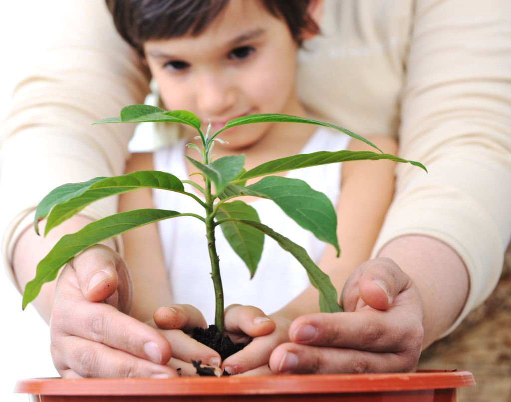 7 maneras de enseñarlos a cuidar nuestro planeta