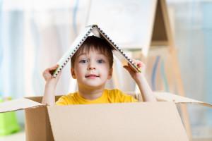 Organiza la casa con tus niños