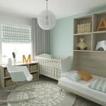 Lista con todo lo que necesitas para el cuarto del bebé