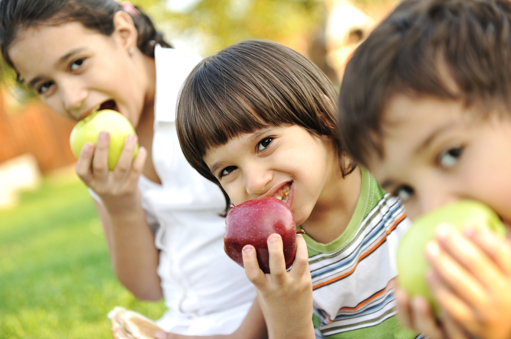 Recetas de meriendas y bocadillos deliciosos para niños cuando sales fuera de casa