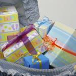 Baby shower: qué poner en la mesa de regalos