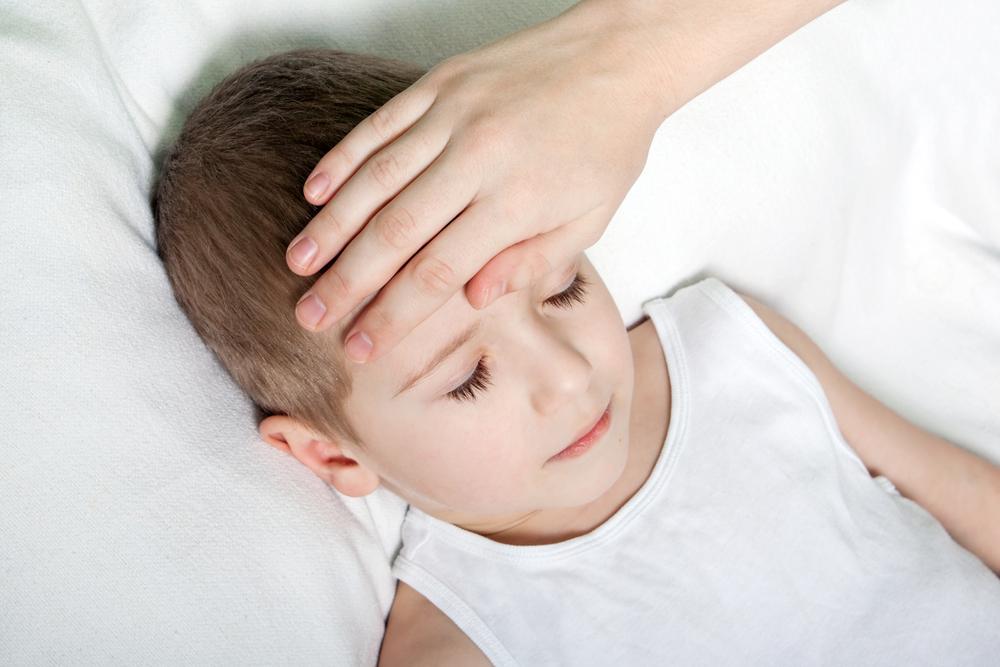 Baño Para Bajar Fiebre Ninos:bebé o niño tiene fiebre, muchos padres se asustan Más que bajar