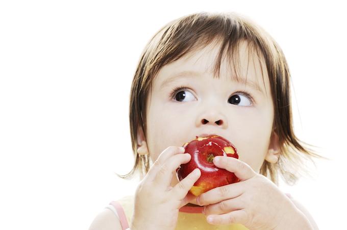 3 bocadillos rápidos y saludables para niños