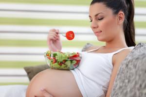 Nutrición durante el embarazo y la lactancia