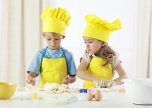 3 recetas para preparar con los niños en San Valentín