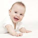 El desarrollo del bebé de seis a nueve meses