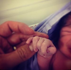 La noticia del segundo bebé