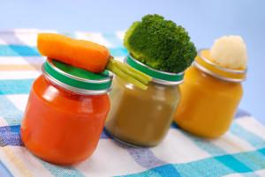 Receta para bebés menores de 1 año: Papilla de verduras