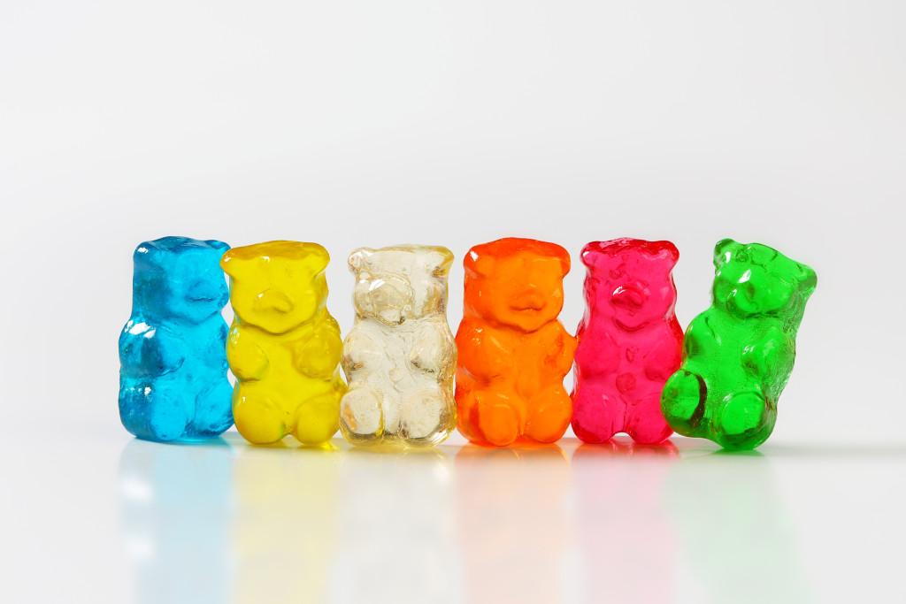 Los colorantes y la salud de tus hijos