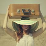 Corazón en la maleta