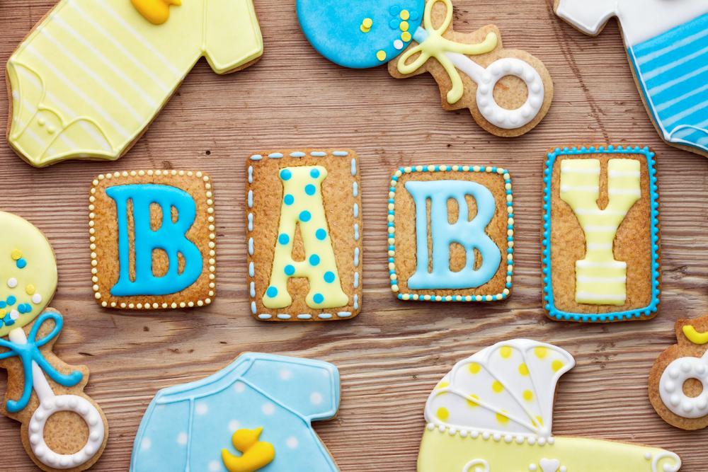 Lo básico del baby shower
