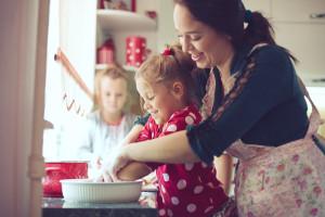 Los niños vienen sin manual, pero vienen con una mamá