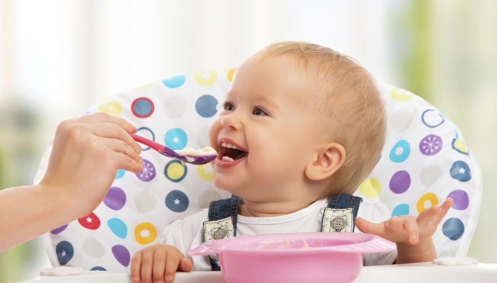 Qué comen los bebés el primer año