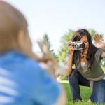 Trucos para sacar lindas fotos a tu bebé